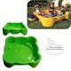 Песочница - бассейн квадратная Marian Plast 374