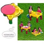 Многофункциональный стол-песочница Marian Plast 375