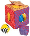 Игрушка  Геометрический куб  Lamaze арт. 27310