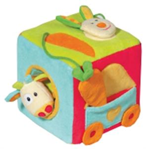 Игрушка  Кубик  Brevi 168860