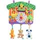 Игрушка развивающая Веселый домик Lubby код 77218