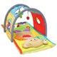 """Коврик-тоннель развивающий музыкальный """"Мишка"""" 2/8  Lubby Код 77002"""