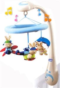 Мобиль музыкальный на кроватку  CHICCO 71496.00