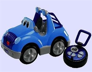 Джип синий с радиоуправлением, Chicco 68451.20
