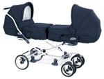 Детская коляска Inglesina Domino Twin для двойни
