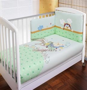 Комплект постельного белья Feretti Air Teddy (6 предметов)