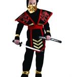 Карнавальный костюм Мастер-Ниндзя красный 922