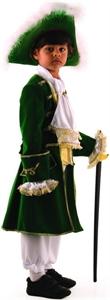 Карнавальный костюм Петр 1   919