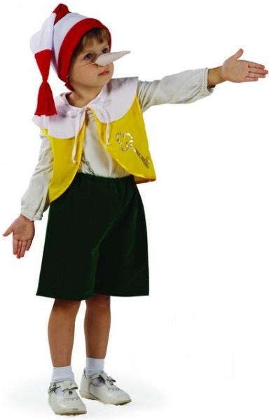 Карнавальные костюмы буратино