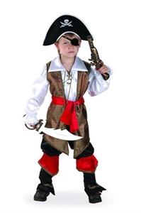 Карнавальный костюм Капитан Флинт 450