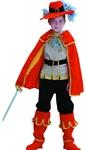 Карнавальный костюм кот в сапогах 407
