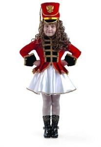Карнавальный костюм Мажоретка 448