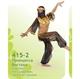 Карнавальный костюм Принцесса востока 415-2