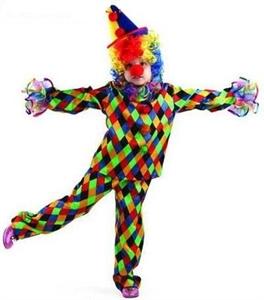 Карнавальный костюм Арлекино 7007