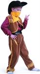 Карнавальный костюм Ковбой желт. - 7013-1