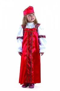 Карнавальный костюм Марья-искусница - 7006