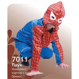 Карнавальный костюм Паук - 7011