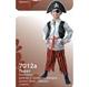 Карнавальный костюм Пират - 7012