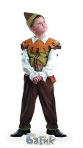 Карнавальный костюм Робин Гуд - 7032