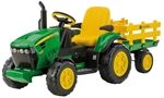 Электромобиль Peg Perego John Deere Ground Force