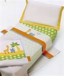 Комплект сменного постельного белья Gigi Lele 3 предмета