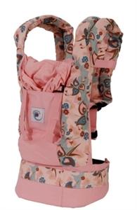 Рюкзачок-переноска Розовые сердечки.Артикул: BCHR