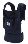 Рюкзачок-переноска Органик Темно-синий.Артикул: BC12TOM