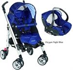 Детская коляска Bebe Confort Loola + автокресло Creatis Fix