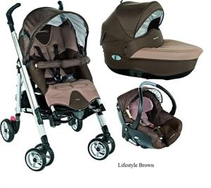Детская коляска Bebe Confort Loola + люлька Windoo + автокресло Creatis Fix