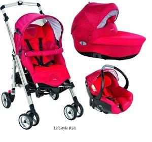 Детская коляска Bebe Confort Loola Up + люлька Windoo + автокресло Creatis Fix