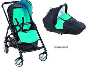 Детская коляска Bebe Confort Streety + люлька Streety