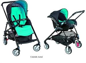 Детская коляска Bebe Confort Streety + автокресло Streety