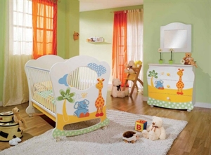 Детская комната Pali Gigi Lele