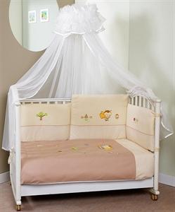 Комплект постельного белья Feretti Bee (6 предметов)