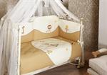 Комплект постельного белья Feretti Diamond Lion (6 предметов)