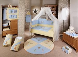 Комплект постельного белья Feretti Giraffe (6 предметов)