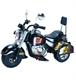 Детский электромотоцикл Joy Automatic 16 Harley Davidson