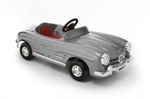 Машина педальная Toys Toys Mercedes 300SL