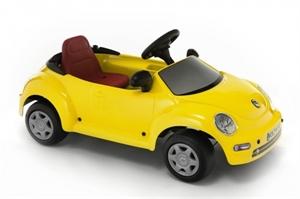 Машина педальная Toys Toys Volkswagen New Beetle