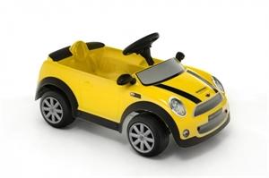 Машина педальная Toys Toys Mini Cooper S