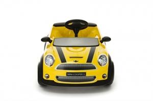 Электромобиль Toys Toys Mini Cooper S 6V