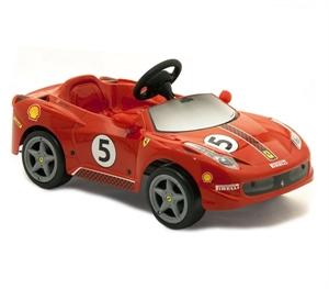 Электромобиль Toys Toys Ferrari 458 Challenge