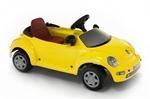 Электромобиль Toys Toys Volkswagen New Beetle