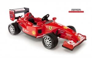 Электромобиль Toys Toys Ferrari F1 12V