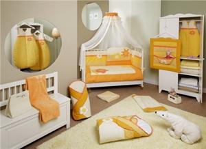 Комплект постельного белья Feretti Sun Flower (6 предметов)