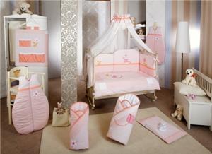 Комплект постельного белья Feretti Lapin (6 предметов)