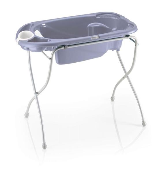 Показать информацию о Детская ванночка Cam Baby Bagno+подставка