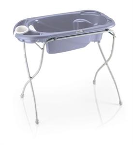 Детская ванночка Cam Baby Bagno+подставка