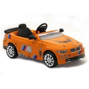 Педальная машина Toys Toys BMW M3 Orange