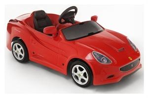 Машина педальная Toys Toys Ferrari California